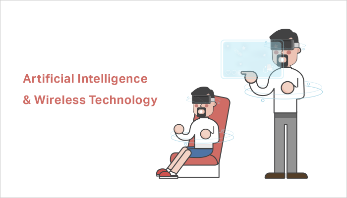 Wireless technology and Artificial Intelligence