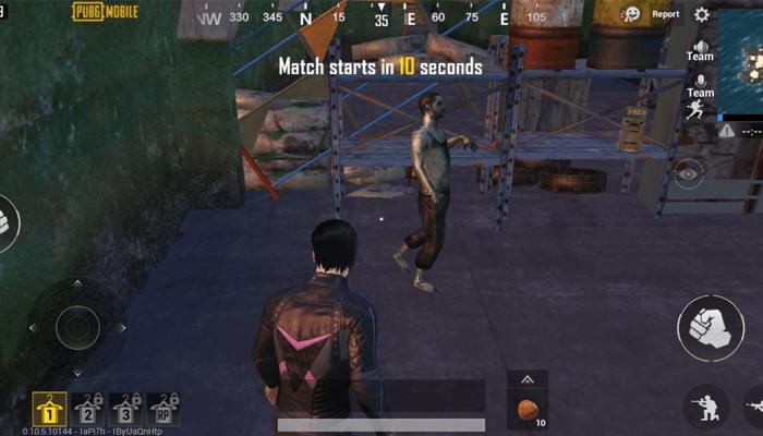 PUBG Zombie Mode