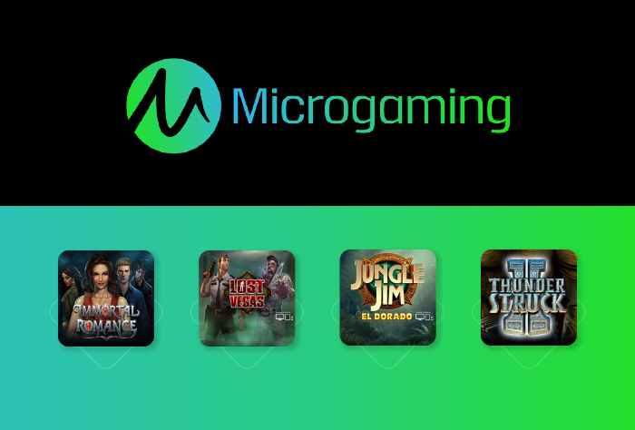 Microgaming games- ICE