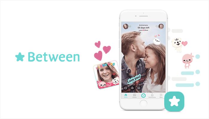 Between - Valentine Day App