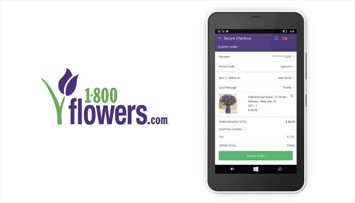 1800Flowers.com - Mobile App
