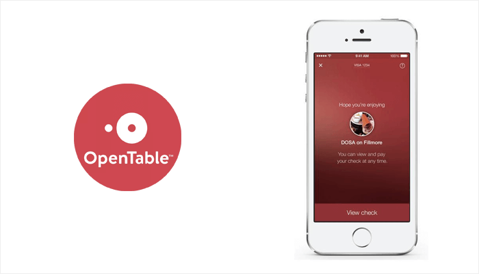 OpenTable - Mobile App