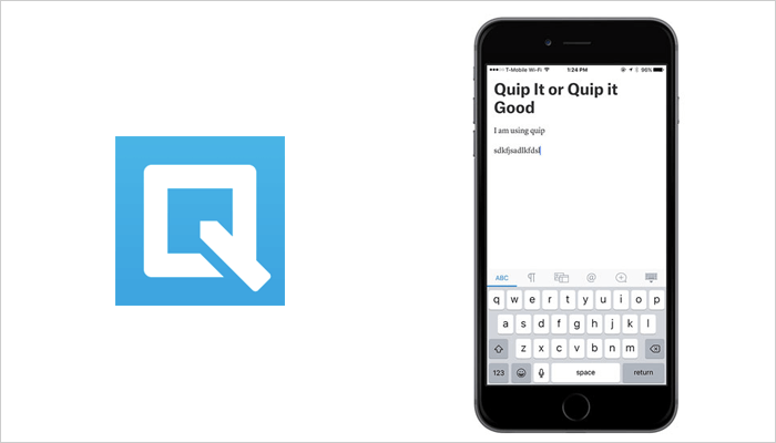 Quip - Best notes app for mac