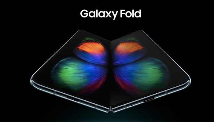 Samsung Galaxy Fold Design