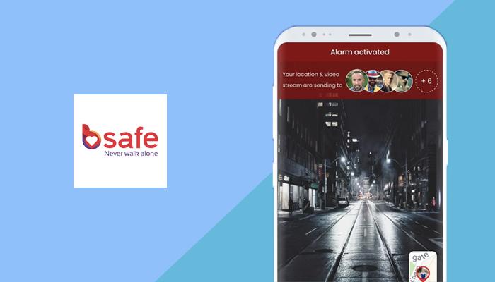 bSafe - Women Safety App