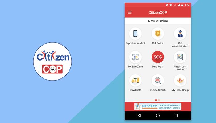 CitizenCop- Best Security App