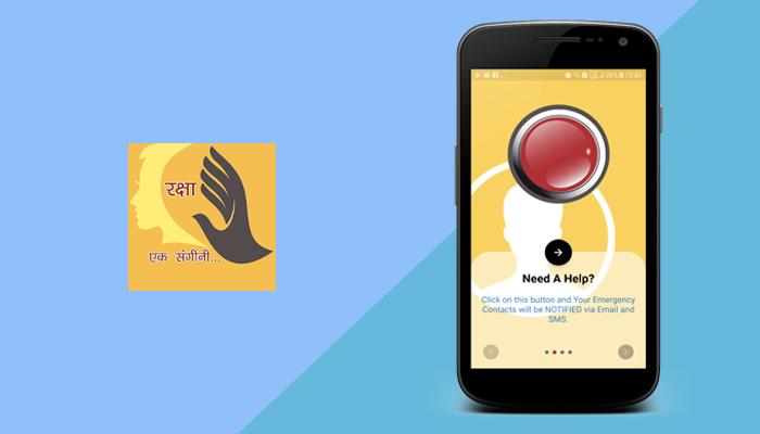 Raksha, A Women's Safety App