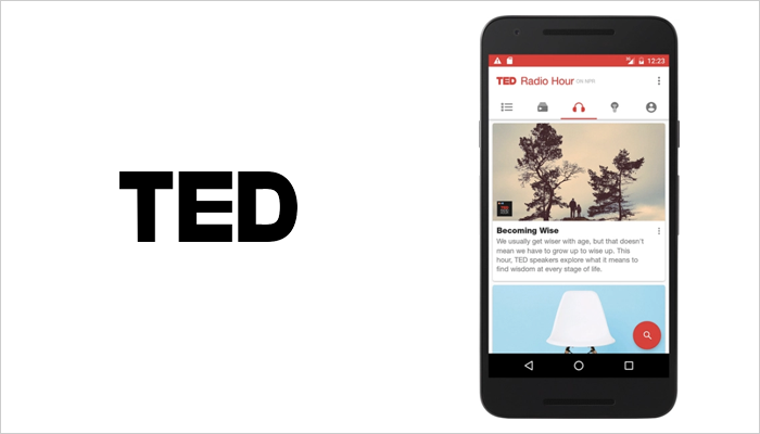 TED - Mobile App