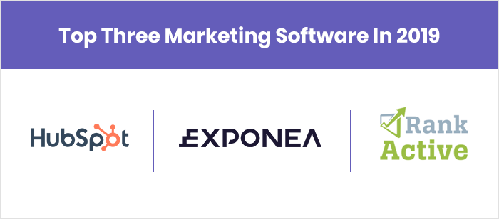 Best Marketing Software