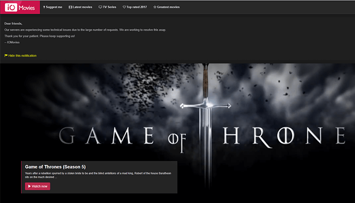 solar movies game of thrones season 2