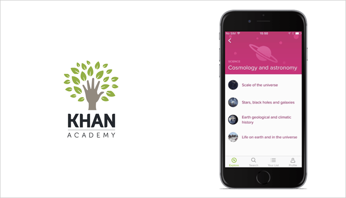 Khan Academy - Learning App