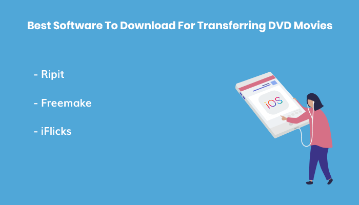 Software You Should Download To Transfer DVD Movies