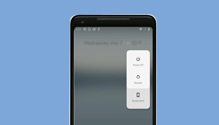 Screenshot Shortcut