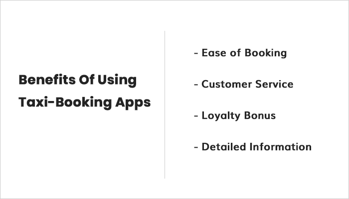 Benefits Of Using Taxi-Booking Apps