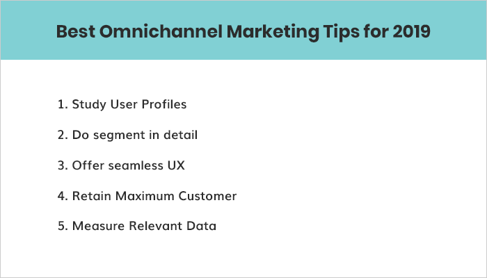 Omnichannel Marketing Tips for 2019