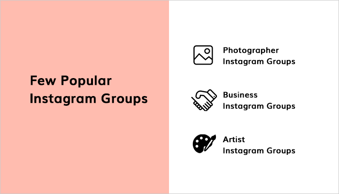Few Popular Instagram Groups