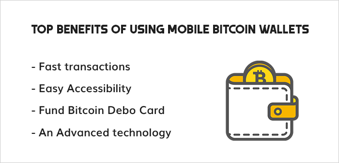 Benefits Of Using Mobile Bitcoin Wallets