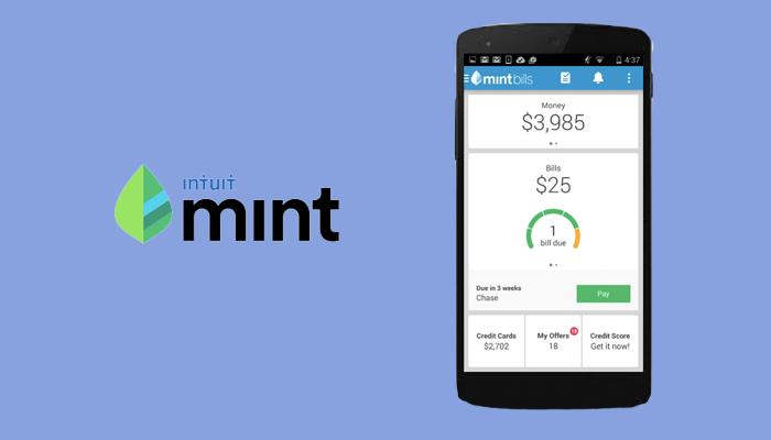 Mint - Life-Hacking App
