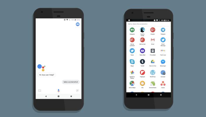 android screenshot app