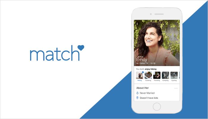 Match Dating - Apps Similar to Tinder