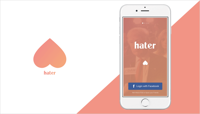 Hater - Apps Similar to Tinder