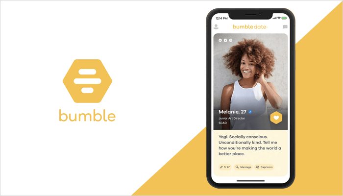Bumble - Dating Apps Like Tinder
