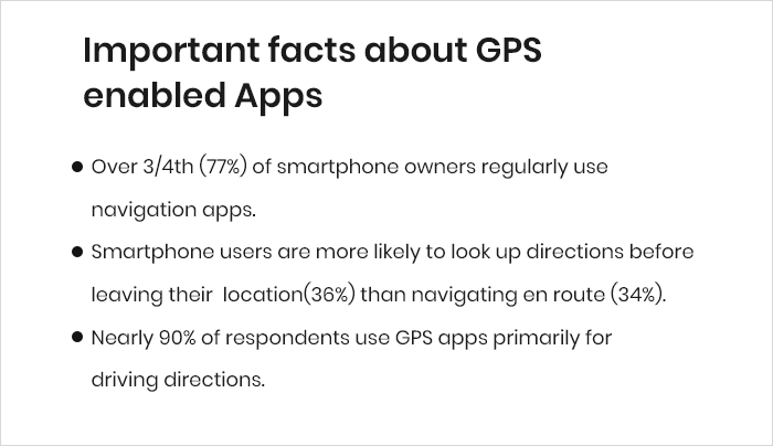 GPS Advancement