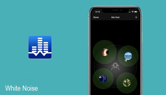 White Noise free sleep app