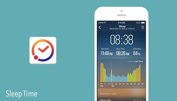 Sleep Time sleep tracker app