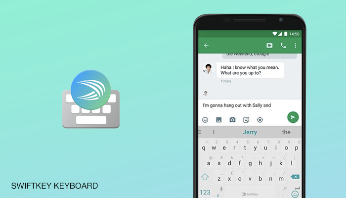 Swifykey keyboard android app