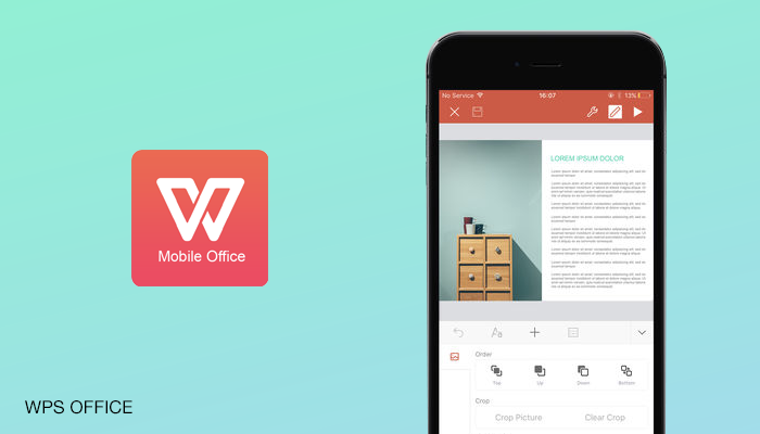 WPS Android office app