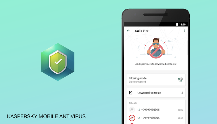 Kaspersky Security ANdroid APp