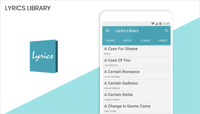 Lyrics Library - Lyrics App