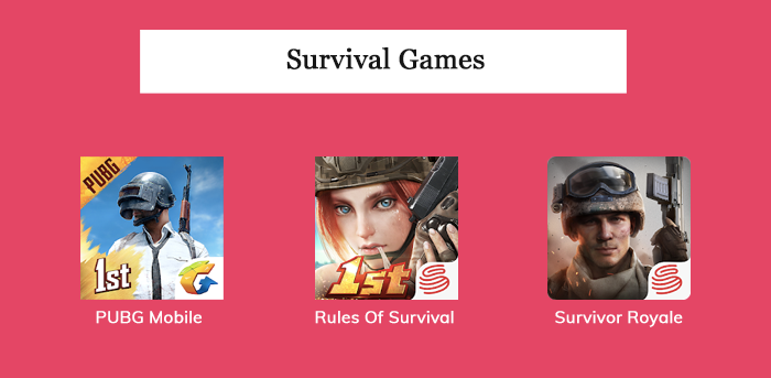Survival Android Games