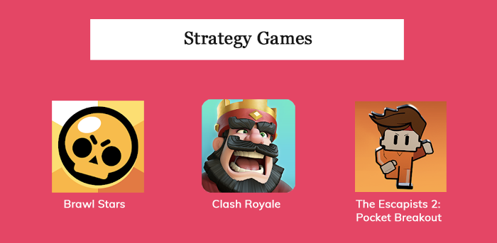 Strategy Android Games