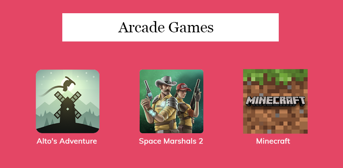 Arcade Android Games