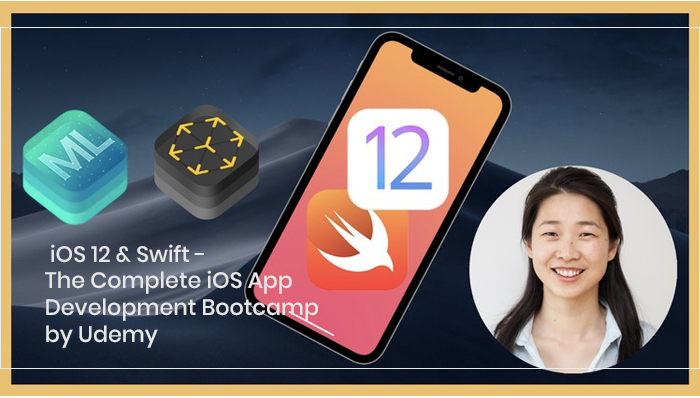 iOS 12 & Swift - The Complete iOS App Development Bootcamp by Udemy