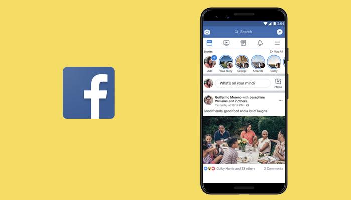 Facebook- Social Media app