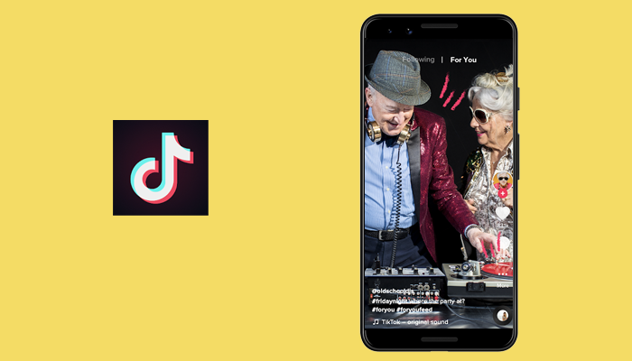 social media app for music video sharing