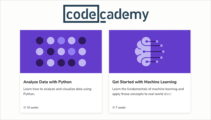 Codecademy Development Course