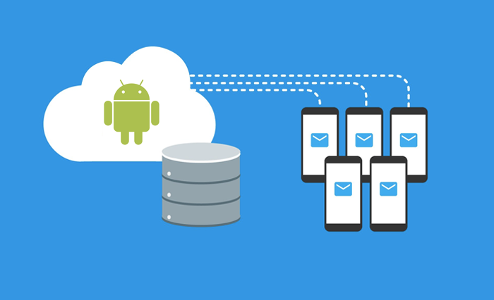 Cloud-Based Android Apps