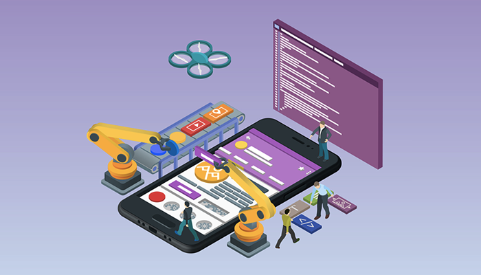 R&D for an app
