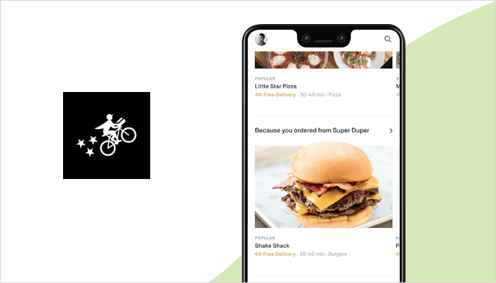 Postmates - the Grocery delivery app