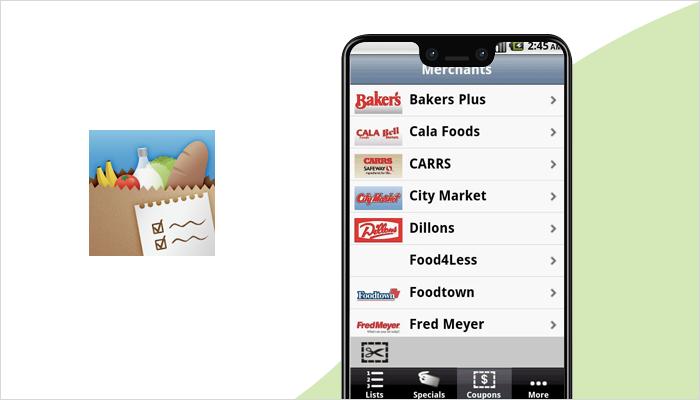 Grocery Pal - grocery list app
