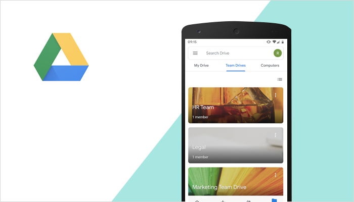 Google Drive - Dropbox Alternative