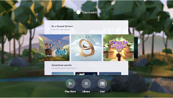 Daydream - Best Virtual Reality Apps