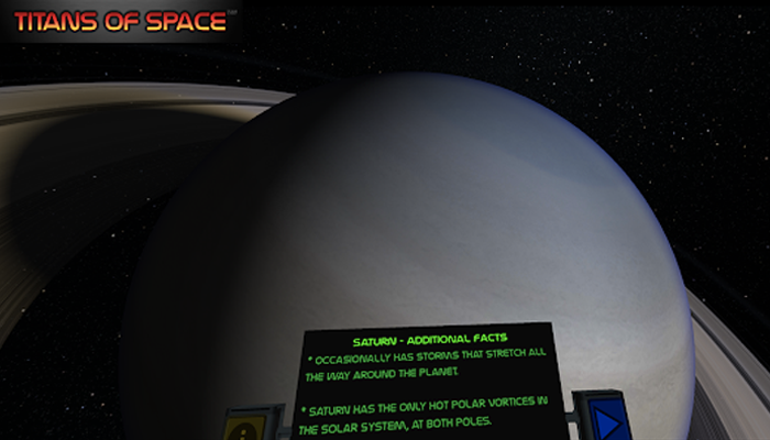 Titans of Space - Best Virtual Reality Apps