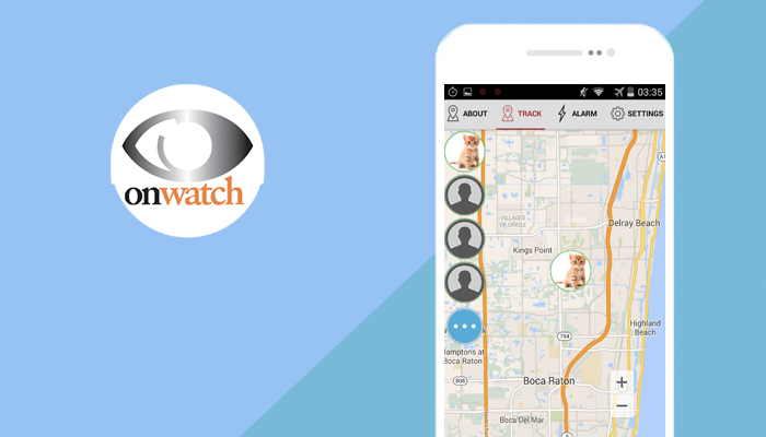 OnWatch app