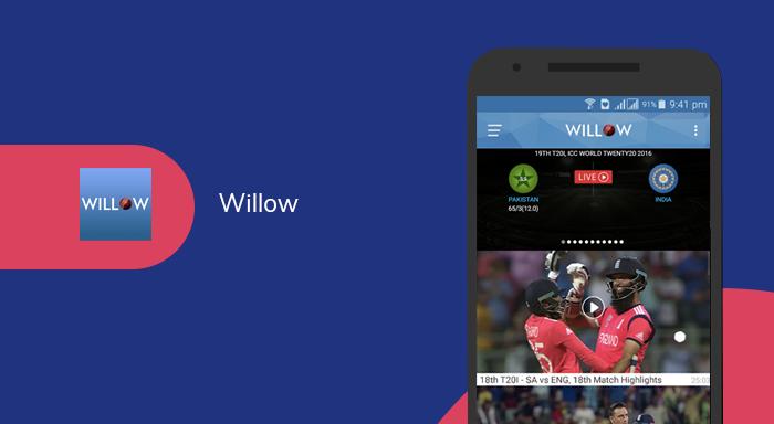 TV live cricket streaming app