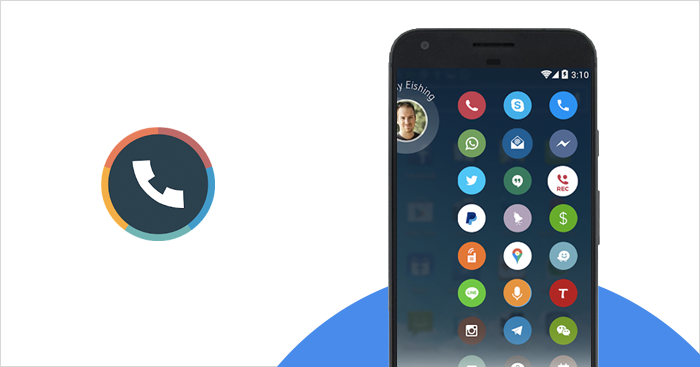 Contacts+ is a smartly designed dialer app